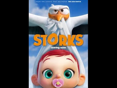 Storks Official Trailer 2016 Movie HD