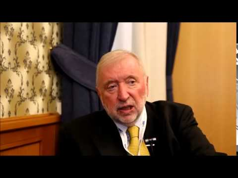 Interview with Dimitrij Rupel, former Minister of Foreign Affairs of Slovenia