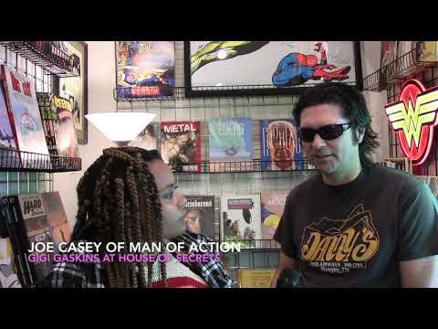 Joe Casey Man of Action Talks Big Hero 6 and Comics