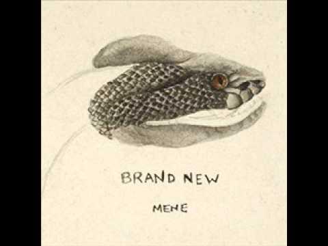 Brand New - Mene (We don't feel anything) NEW SONG!!