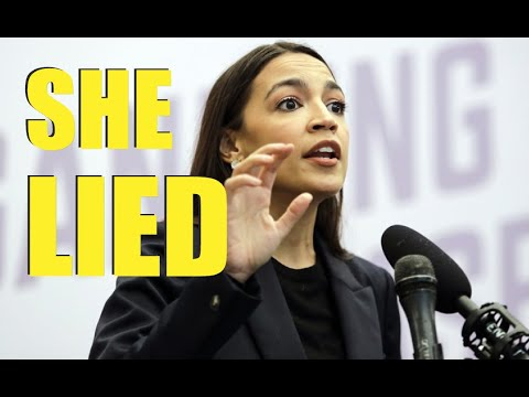 "AOC LIES About Her ""Near Death"" Experience!"