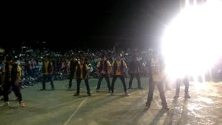 Clavtribe @ Claveria Hip Hop Dance Contest 2011