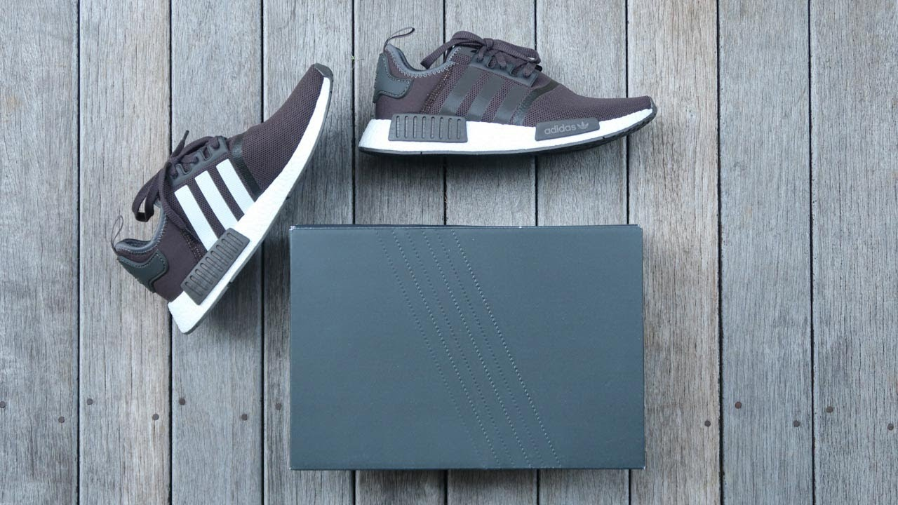 watch d12d9 f89f8 ADIDAS NMD R1 (CQ2412) | unboxing - overview & on-feet!!
