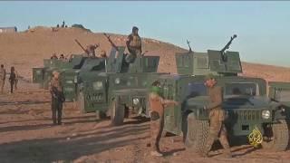 الجيش العراقي يعلن سيطرته على عدد من القرى