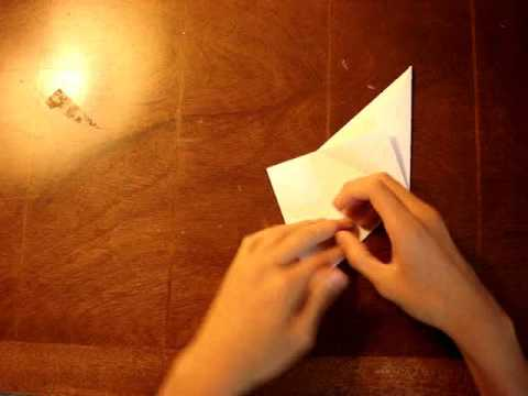 How To Make An Easy Origami Crane Instructions Youtube