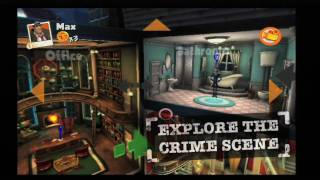 Disney Guilty Party: Family of Detectives