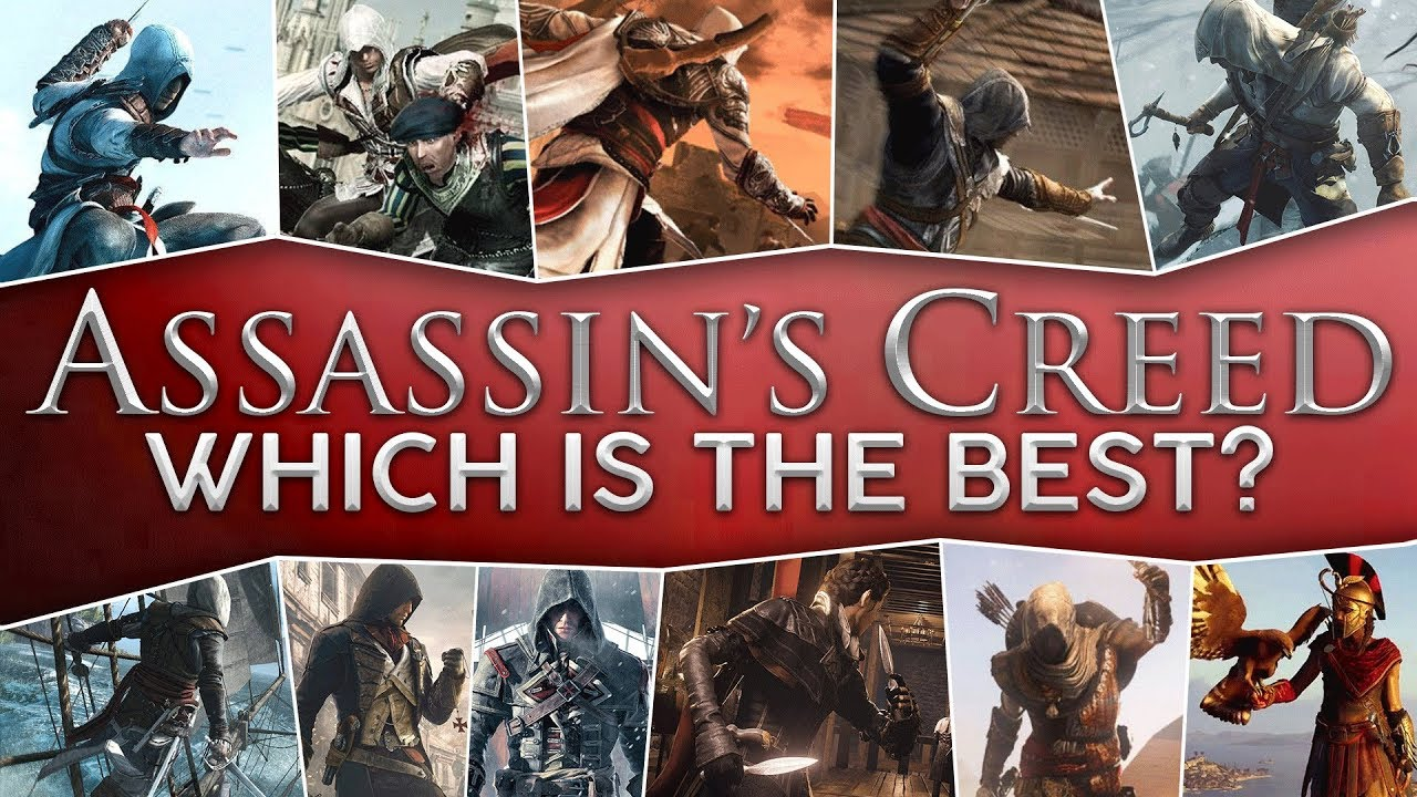 Which Assassin S Creed Game Is The Best Ranking The Ac Games