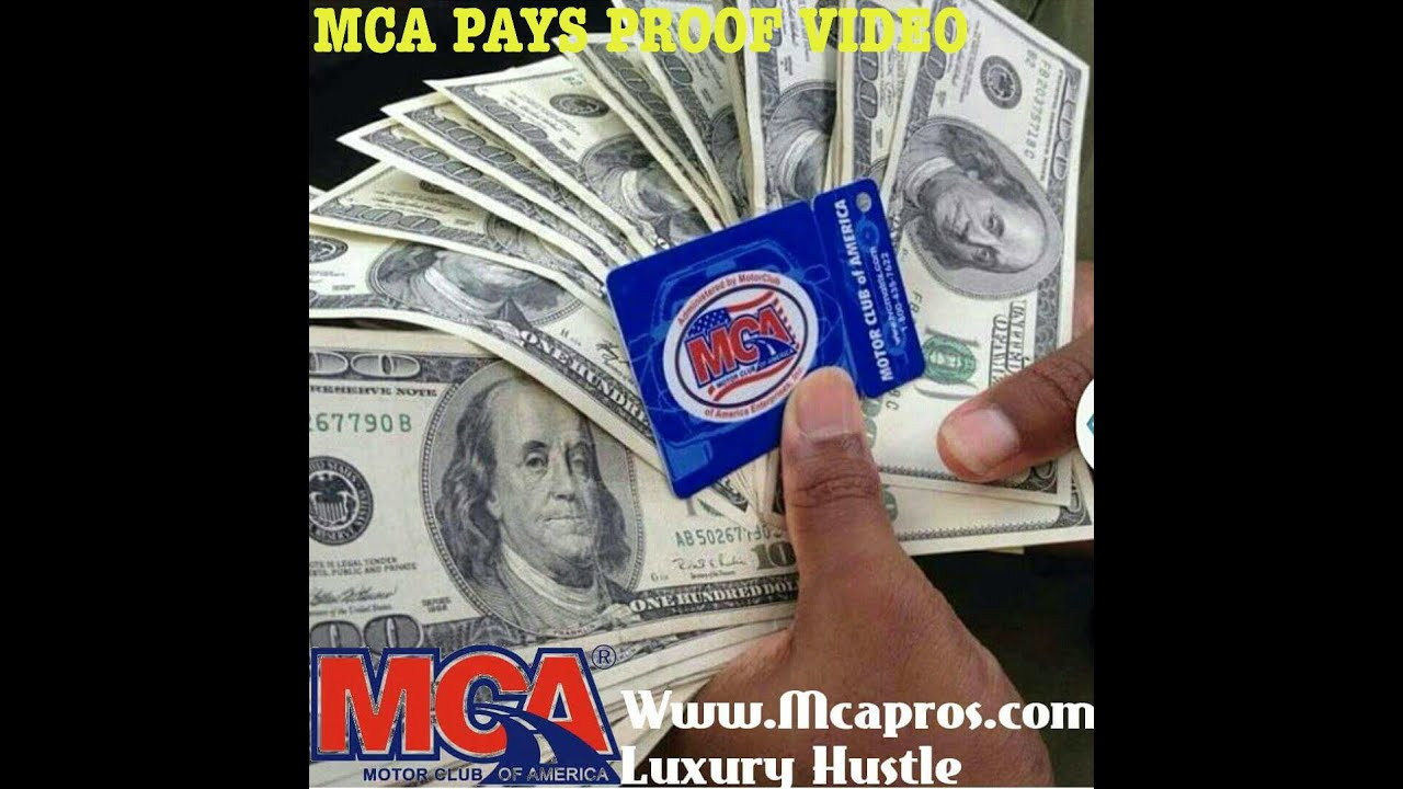 Mca payment proof motor club of america 2015 youtube for Mca motor club of america money