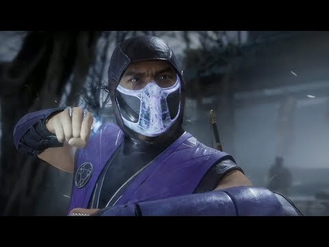 Mortal Kombat 11: Sub-Zero is Noob Saibot thumbnail