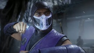 Mortal Kombat 11: Sub-Zero is Noob Saibot