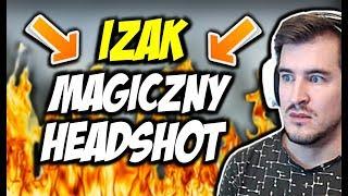 IZAK MAGICZNY HEADSHOT xD! PASHA UCZY NA STREAMIE!  SCREAM VS AGO - CSGO BEST MOMENTS