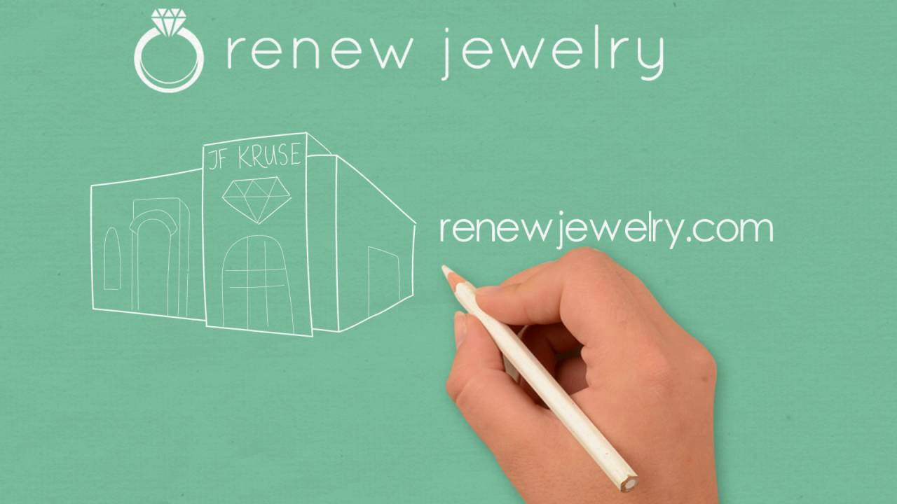 Renew Jewelry Buy Sell Pre Owned Fine Jewelry Youtube