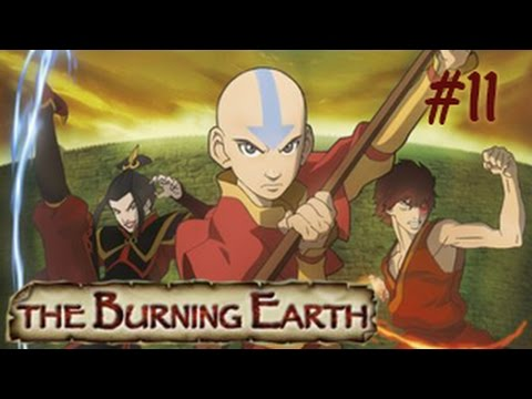 Avatar The Burning Earth Walkthrough Part 11 - Long Feng and The Dai Li