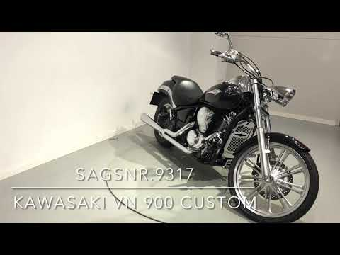 Download Sagsnr.: 9317 - Kawasaki VN 900 Custom