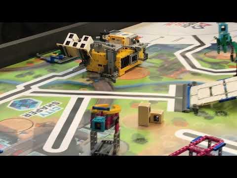 First Lego League 2019