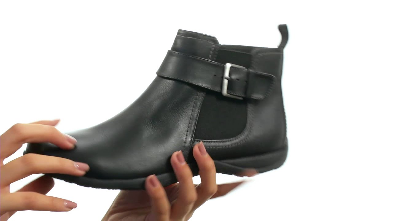 pretty cheap nice shoes save up to 80% VIONIC Adrie Ankle Boot SKU:8350291 - YouTube
