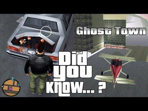 GTA 3 Easter Eggs and Secrets