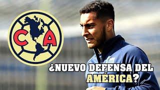¿SEBASTIÁN CÁCERES AL AMÉRICA? /RUMORES Y FICHAJES CLUB AMÉRICA CL20 - ComandanteAz