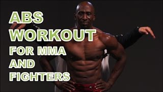 Abs Workout for MMA