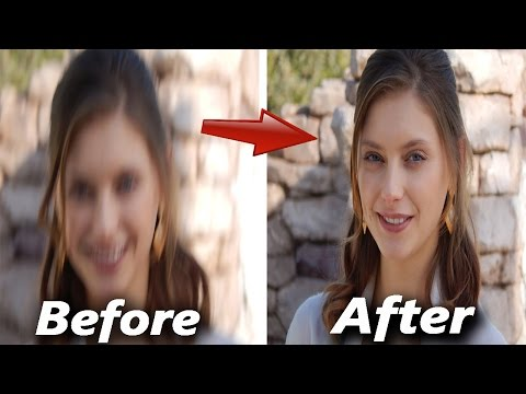 How To Handle Low Light Camera Shake Reduction In Photoshop Very Easily