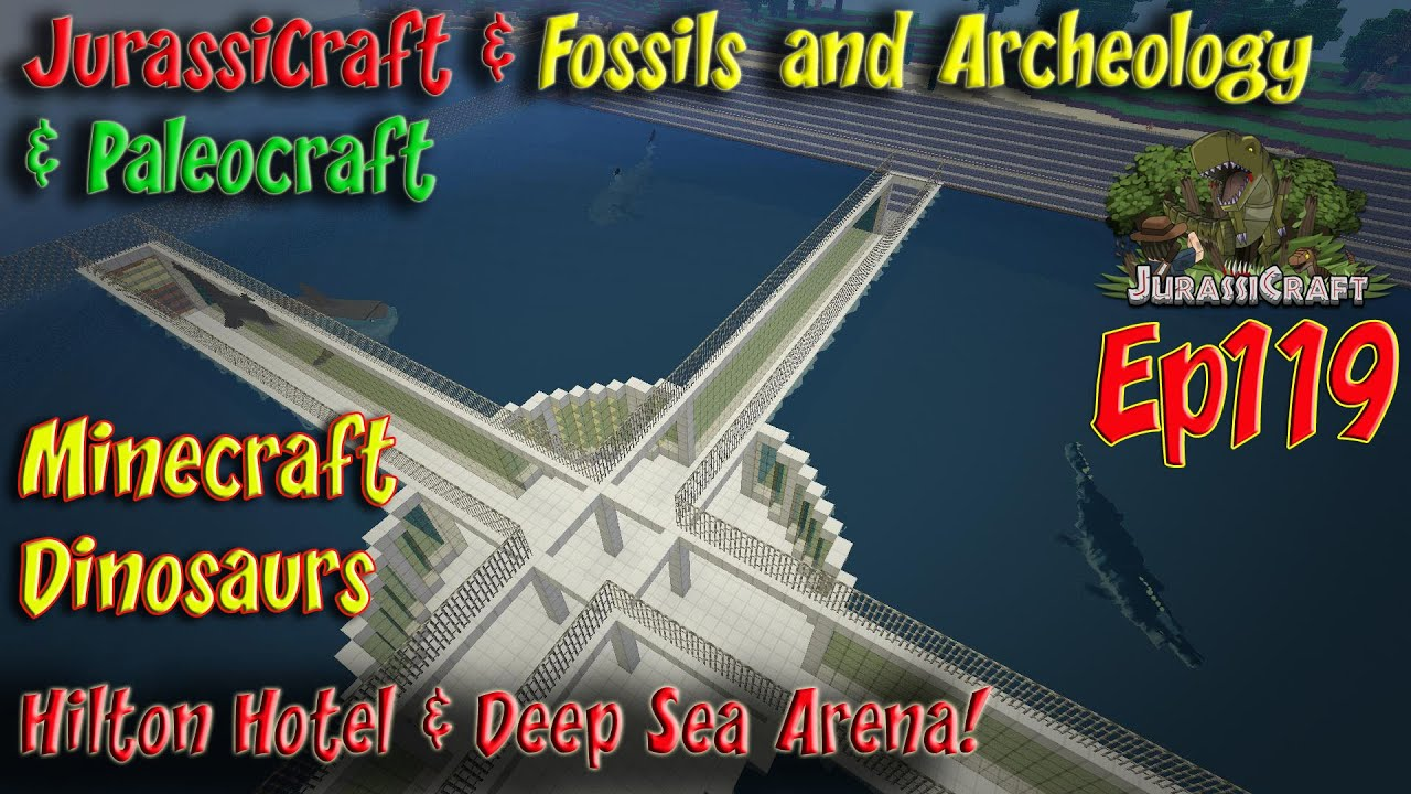 Fossils: Fossils Jurassicraft