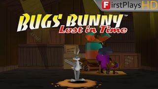 Bugs Bunny: Lost in Time (1999) - PC Gameplay / Win 10