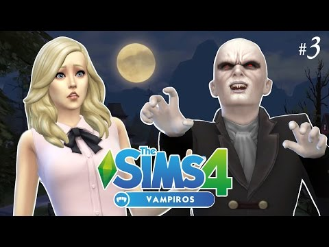 VICTORIA VIROU UMA VAMPIRA!  | The Sims 4 | Vampiros #3