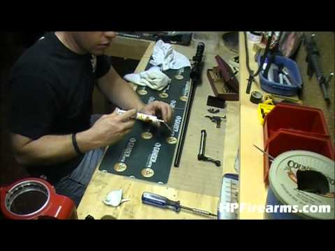 Weatherby Vanguard Disassembly & Cleaning by HPFirearms