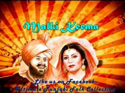 Mohd. Sadiq & Ranjit Kaur- Malki Keema (Original)