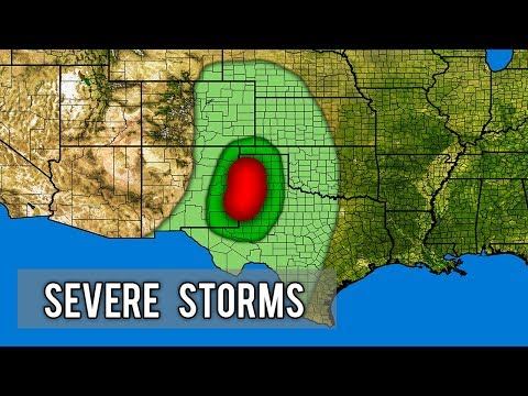Next 3 Days of Severe Weather