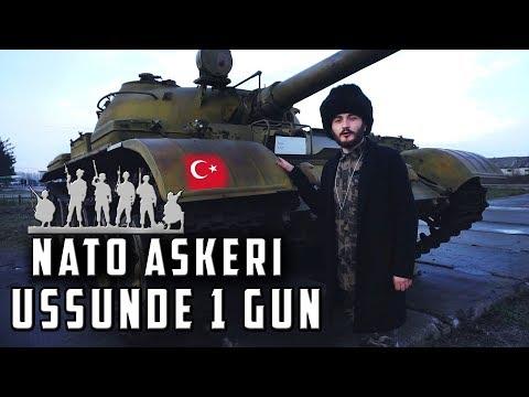 UKRAYNA NATO ASKERİ ÜSSÜNDE BİR GÜN GEÇİRMEK - (TÜRKİYE de İLK!)