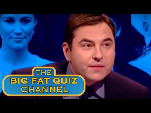 Penis Puppetry - The Big Fat Quiz Of The Year 2011
