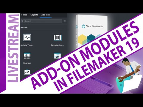 FileMaker 19 Q&A - Focus on Add-On Modules