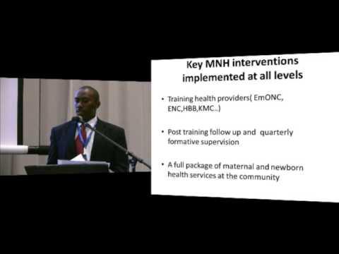Mivumbi Victor  MOH Rwanda