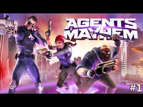 Agents of Mayhem FR - Bienvenue Dans Le Future à Séoul #1 Pc Ultra