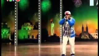 Nguyễn Cường - Beatbox (Mr.T) - Vietnam's Got Talent(Cực hay,Cực Pro ,Cực đỉnh)