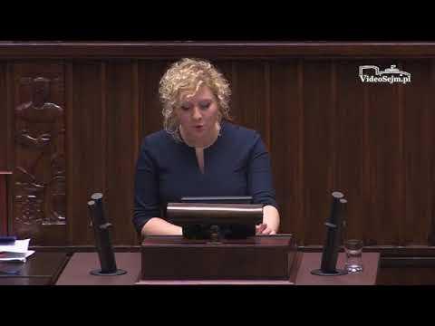 Marta Golbik – wystąpienie z 12 grudnia 2017 r.