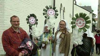 В Москве в шестой раз прошла благотворительная акция «День белого цветка».