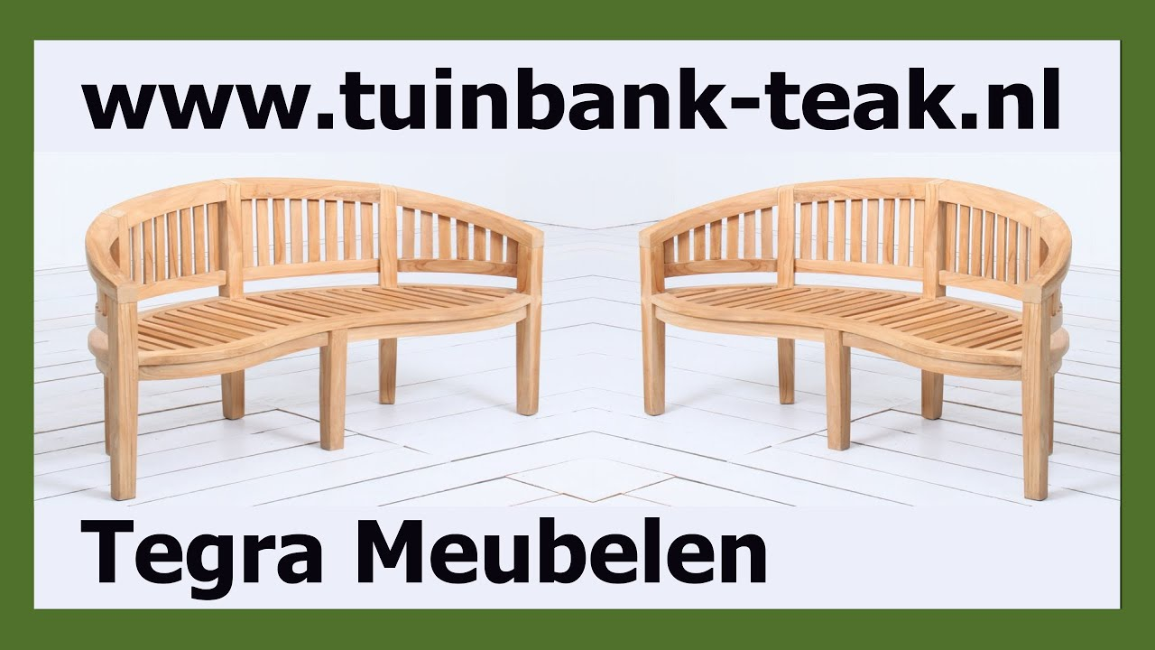 Houten Tuinbank Halfrond.Halfronde Bank Awesome Bank Saphir Hol Rood With Halfronde Bank