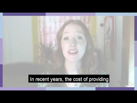 Iona Bain, Founder of Young Money Blog and Agency, and the proposed changes to USS Pensions