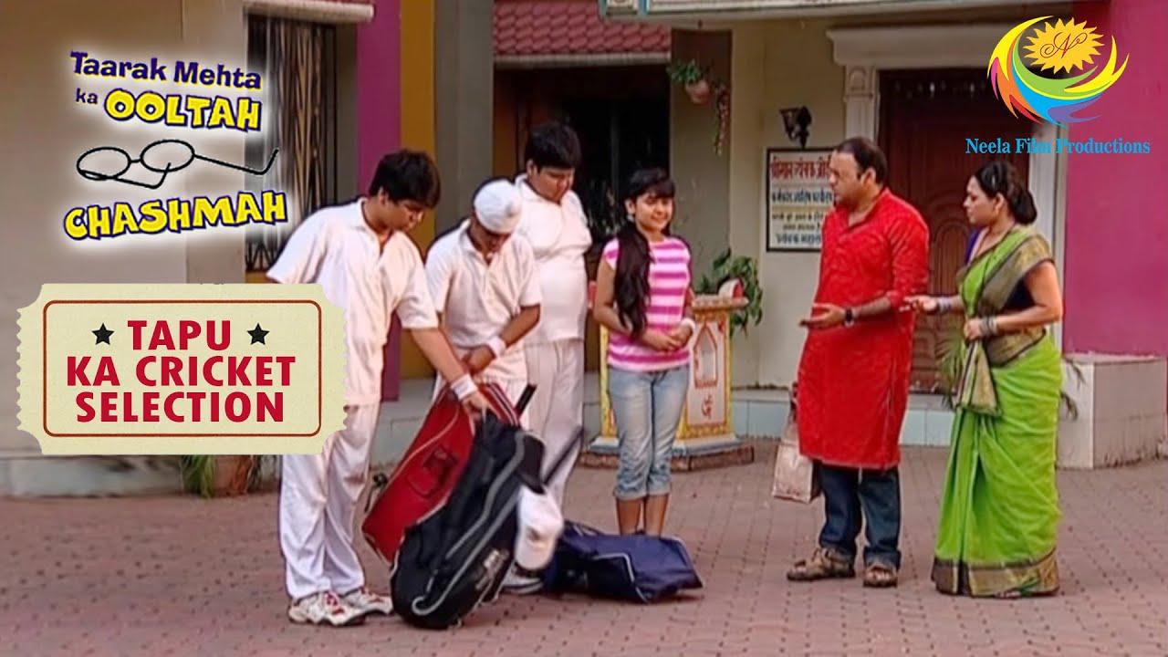 Why Tapu Sena Decided To Quit Cricket? | Taarak Mehta Ka Ooltah Chashmah | Tapu Ka Cricket Selection