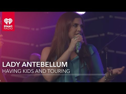 Lady Antebellum On Having Kids And Touring | iHeartRadio Album Release Party