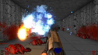 �������� ���� Brutal Doom: Black Edition v3.1d - Burst Fire [First Look] ������