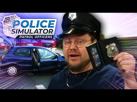 FESTNAHME durch POLIZIST Kalle am Unfallort | Police Simulator:  Patrol Officers