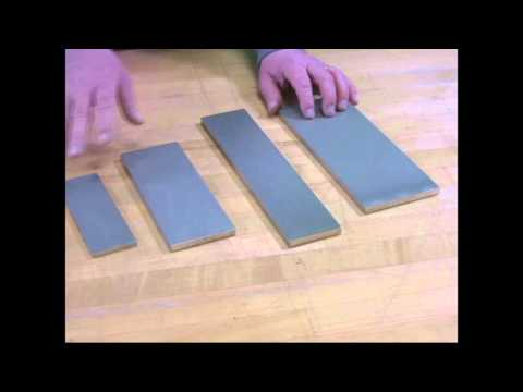 DMT Dia-Sharp Sharpening Stones Presented by Woodcraft