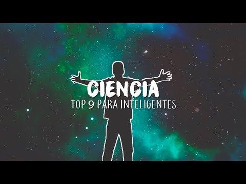 TOP 9 CANALES DE CIENCIA EN YOUTUBE