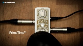 Introducing Spark Mini Booster from TC Electronic