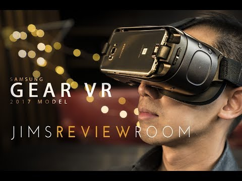 Samsung Gear VR w Controller Latest 2017 MODEL REVIEW