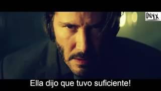 John Wick Three Days Grace On My Own-Sub Español