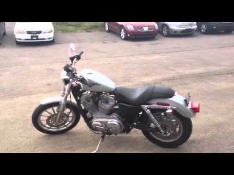 2006 harley davidson sportster 883 xl low miles youtube. Black Bedroom Furniture Sets. Home Design Ideas